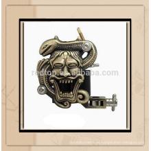 Máquina y arma únicos del tatuaje del embossment del diseño