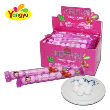 Fruity Sugar Mint  Ball Sandwich Candy Tablet Candy