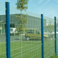 Lapangan Terbang Welded Metal Mesh Fencing Net