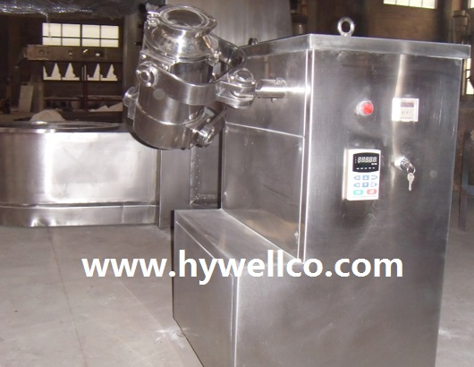 3D Tea Powder Mixer