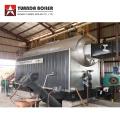 Biomass Wood Fired Steam Boiler for Pellet Mill