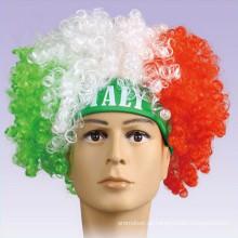 Werbegeschenk für Flagge Afro Perücken (PF14002)