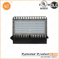 UL Dlc gelistet IP65 Outdoor 11000lm 100W LED Wandpakete