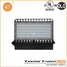 Waterproof IP65 100W LED Wall Pack Light Dlc Listed