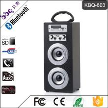 BBQ KBQ-603 10 Watt 1200 mAh ROHS Musik Mini Bluetooth Lautsprecher