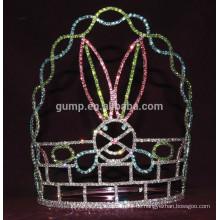 Kaninchen Krone für Ostern Tag