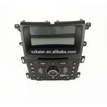 """8""""автомобильный DVD-плеер,фабрика сразу !Четырехъядерный процессор,GPS навигатор,DVD,радио,Bluetooth и WiFi,ввд,док для Ford-2013edge"""
