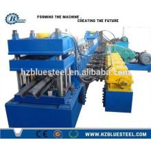 Fabricación de China Guardrail Highway Guardrail panel de laminado que forma la máquina