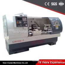 Machine automatique de tour de commande numérique par ordinateur de tour de CK6150 Taiwan avec le prix