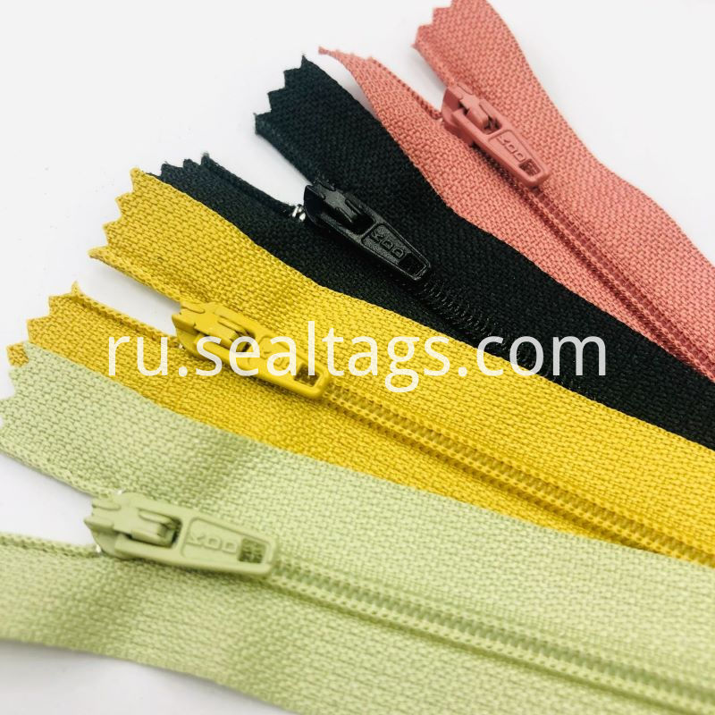 Colorful Zipper Brand