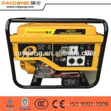 conjuntos generadores de gasolina serie