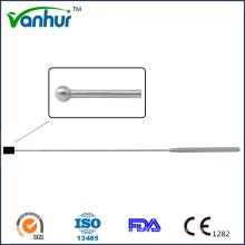 Les instruments de l'endoscopie transforaminale lombaire ne détectent jamais