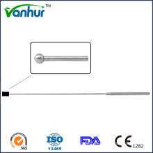 Instrumentos de endoscopia transforaminal lombar nunca sonda