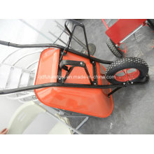 Construction Wheel Barrow Wb6400 with Solid or Air Wheel