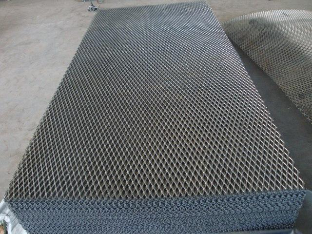 Heavy Duty Expanded Metal Mesh