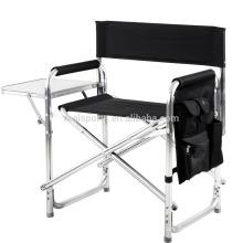 Cadeira do diretor de dobramento traseiro de acampamento completo / cadeira dobrável / cadeira de praia