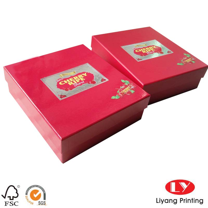 Custom Packaging Cardboard Box LY17031403-050604