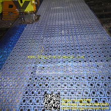 Perforated Metal Sheet for Decorative Wall