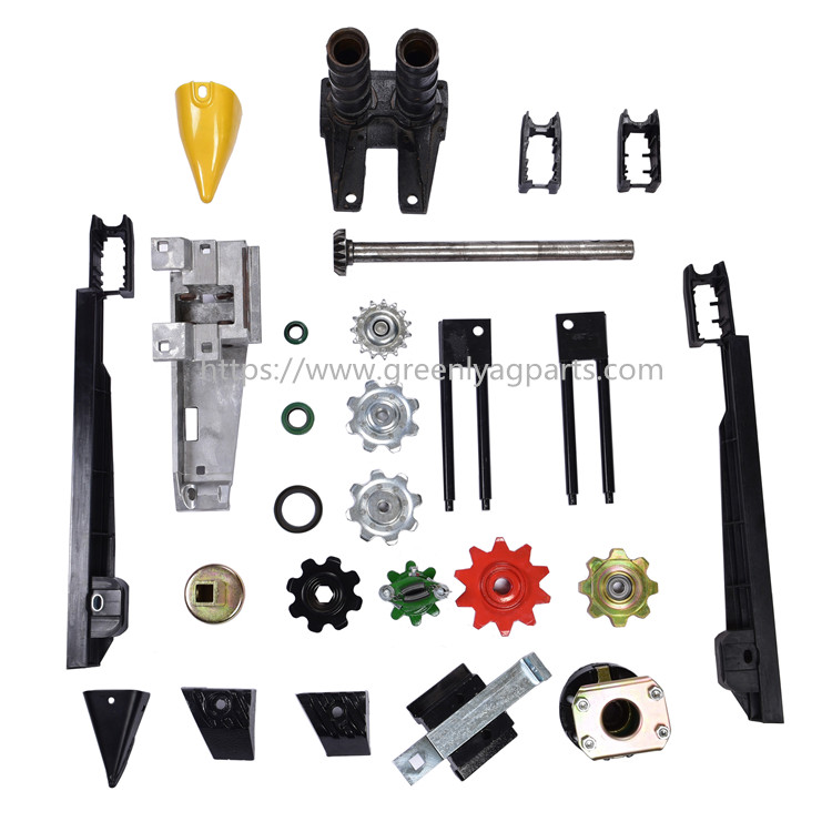 Cornheader Parts