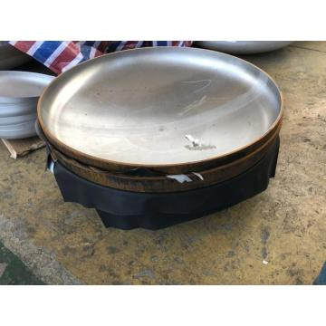 Clad plates dished heads