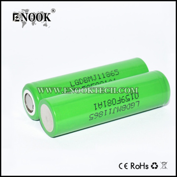 LG MJ1 3500mah ion-litio recargable
