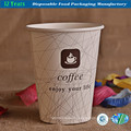 High Quality of Coffee Paper Cup with Single PE