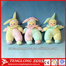 2014 best selling cute and stuffed plush doll toys for baby