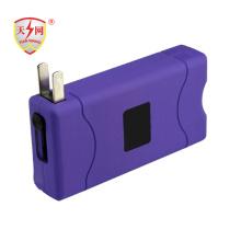 Pequeñas armas de aturdimiento linterna portátil de la autodefensa del alboroto