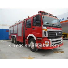 16t 6*4 DF Water Tank Fire Truck