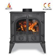 Multifuel Cast Iron Stove (CL-A12-B)