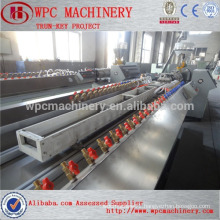 WPC decking,floor,fence,wall panel making machine