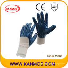 Anti-Slipping Nitrile Jersey Coated Industrial Hand Safety Work Glove (53001)