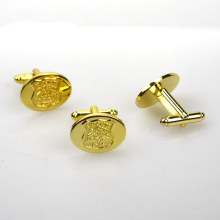 Personalised Golden Cufflinks for Women