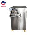 Mini máquina homogeneizadora de productos lácteos para máquina homogeneizadora de leche