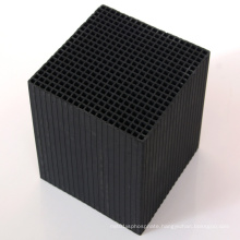 Honeycomb Cube Activated Carbon For Sulfide Adsorption Of Fume Hood