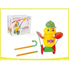 Push Pull Toys Donald Duck Plastic Toys