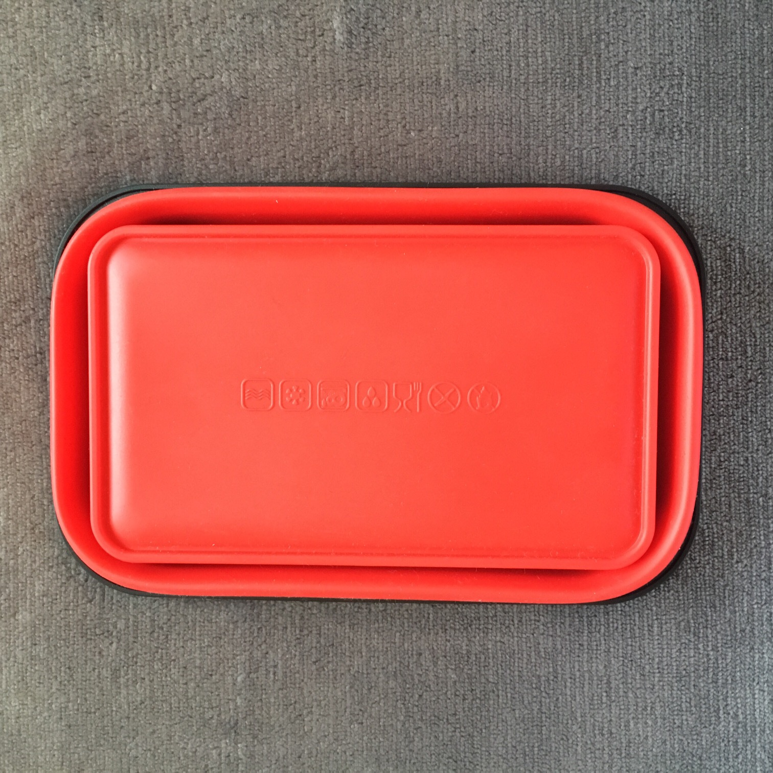 Folding Sanitary Lunch Box