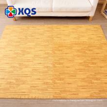Отличная износостойкость водонепроницаемый резиновый бадминтон спортивный пол коврик