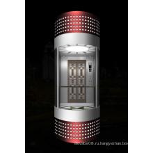 Бесшаговый тяговый станок Панорамный лифт