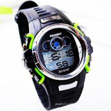 Gets.com silicone vtg relógio de mergulho magnum