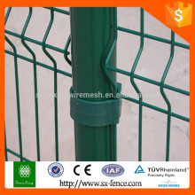 ISO9001 de alta calidad de metal y plástico soldado alambre Clips \ soldado alambre malla cerca abrazaderas