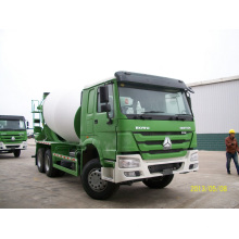 Sinotruk HOWO 6-16 M3 Concrete Mixer Truck with Low Price (ZZ1317N3261)