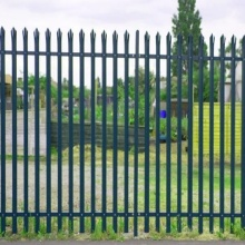 cheap & high quality ISO/BV/SGS certificate palisade fence