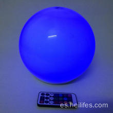 Control remoto operado LED Ball Light