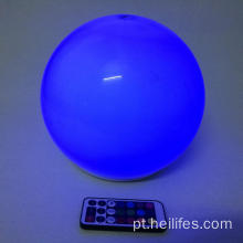 Controle remoto operado LED Ball Light