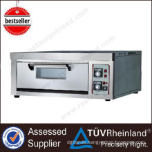 Guangzhou Commercial Stainless Steel 1-Layer 2-Tray Used Pizza Ovens For Sale