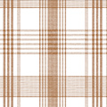Printed plaid Tablecloth With Non Woven Backing