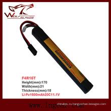 Горячие Продаем Firefox-1600mAh 11.1V-20 c Li-Po батарея Li-Polymer Stick