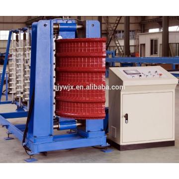 Großhandelsfarbstahlbogenrolle, die Maschine gebildet im Porzellan bildet