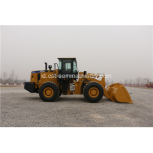 6Ton wheel loader dengan log clamp